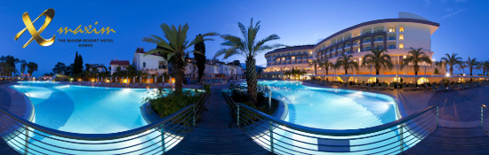 The Maxim Resort Hotel / Kemer - ANTALYA