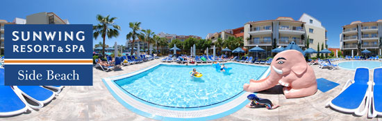 Sunwing Resort & SPA  / Side - ANTALYA